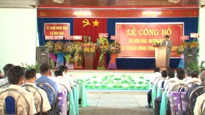 le don nhan cong bo quyet dinh